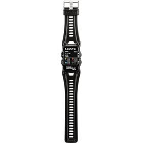Lezyne Micro C Zegarek sportowy z monitorem pracy serca, black